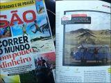 1000destinos na revista Visão destaSemana