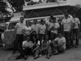 Xalapa, Veracruz, México – Entre amigos, despedindo-nos de uma grandefamília…